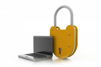 Lock up that laptop