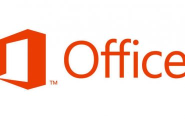 The new MS Office logo