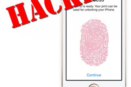 Touch ID Hacked?