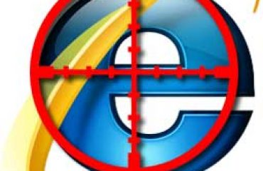 Internet Explorer Targeted