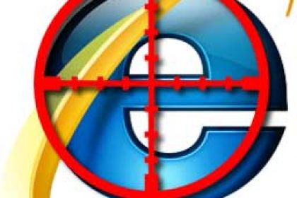 Internet Explorer Targeted