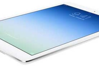 The iPad Air