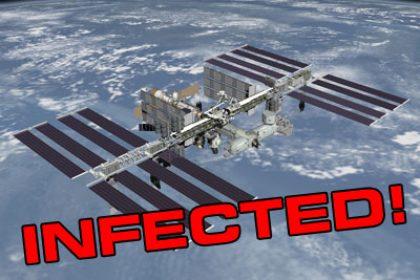 Viruses in space!