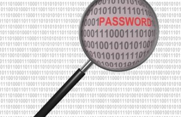 Exposed password