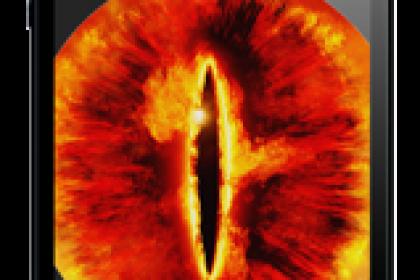 Eye (of Sauron) Phone?