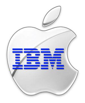 Apple + IBM = ??