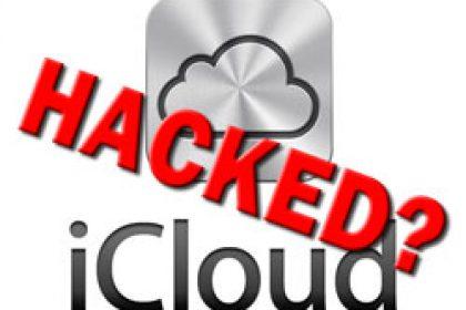 iCloud hacked?