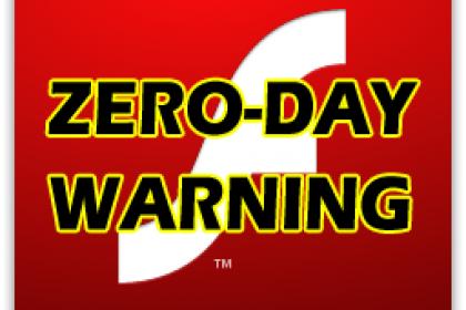 Flash Zero-day warning