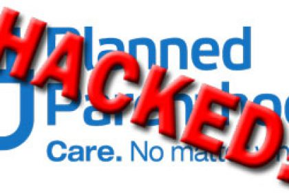 Planned Parenthood Hacked