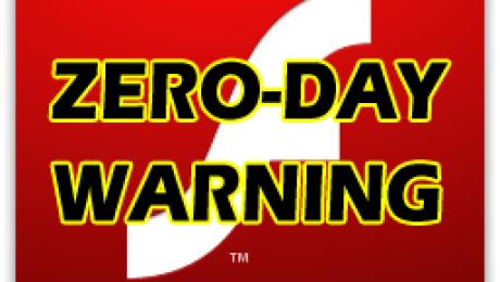Adobe Flash Zero Day Warning