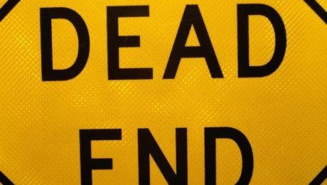 Dead End Ahead